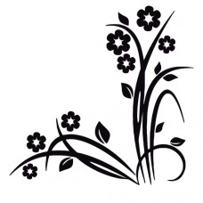 Esquinera floral